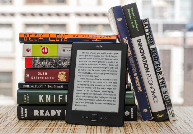 writing books for kindle